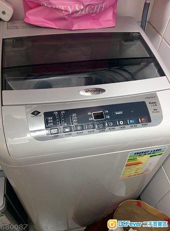 惠而浦洗衣机