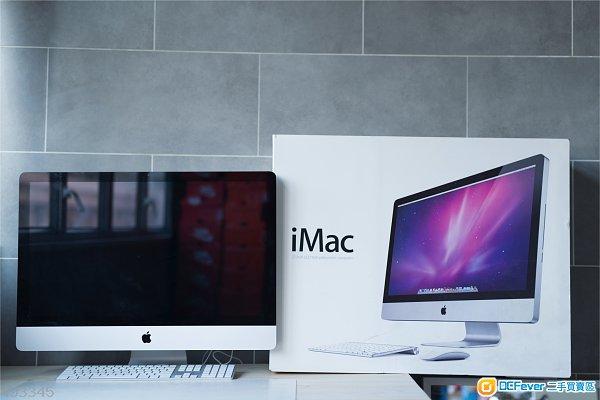 出售 Apple iMAC 27寸 2010 Mid