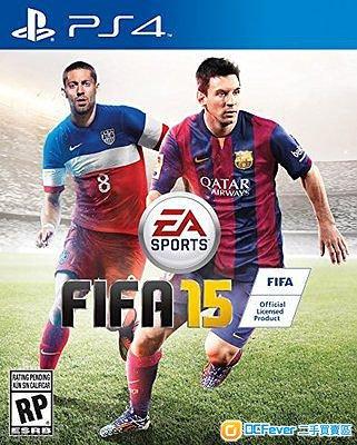 出售 PS4 FIFA15