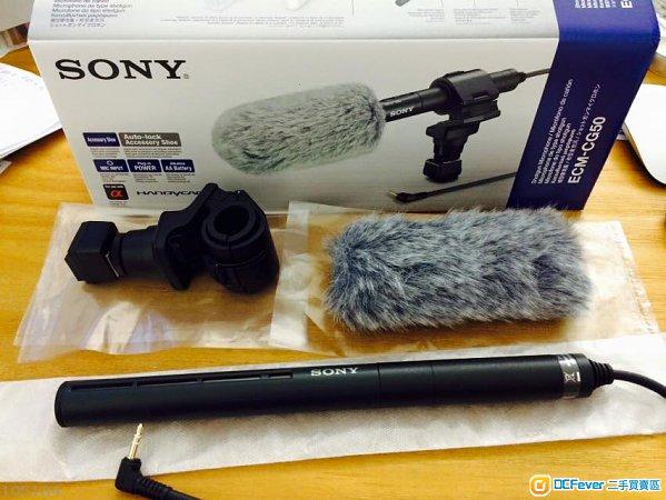 出售sony 电容咪 mic