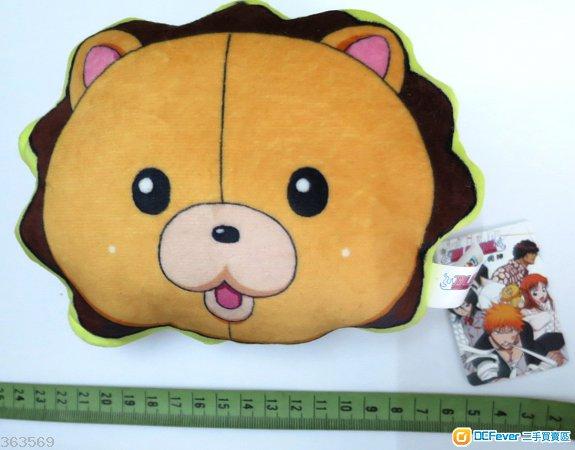 全新 迷你可爱狮子软垫 可爱龟形陶笛 hello kitty 掌中布偶 garls
