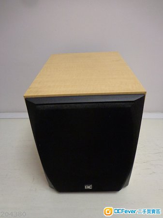 dynamic audio da-sw80 powered subwoofer 有源重低音
