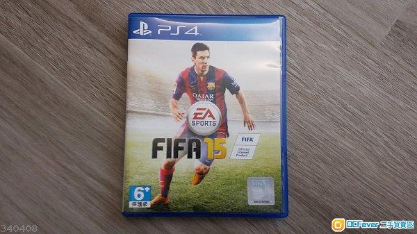 出售 中文FIFA 2015 大平卖 新净