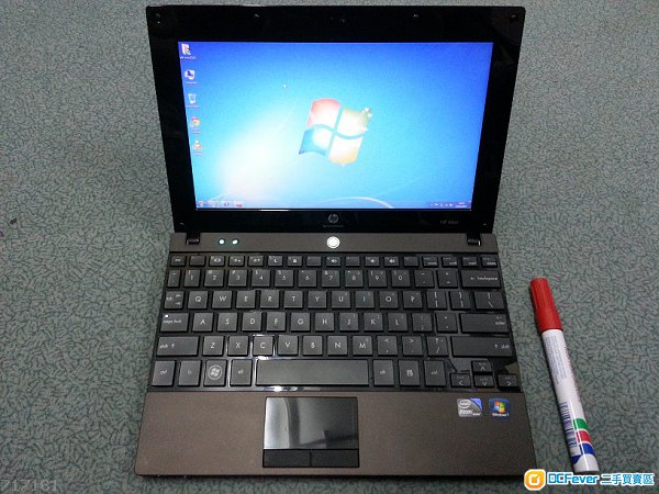 二手行貨,尚餘少量。 全部保證100%運作正常。 購入價$3900,現$690轉讓。 歡迎購買多於一部。 不議價,非誠勿擾,謝謝。 HP Mini 5103 notebook + 正版 Windows 7 Home Premium (英文版) 請自行升級至Windows 10... 超輕巧機身,方便攜帶,電池可長達4-6小時。 文書、上網、睇片桌桌有餘。 Windows 系統已重裝。 基本軟件已安裝, 如: 防毒、IE、Chrome、Adobe Flash、PDF reader、影片播放.