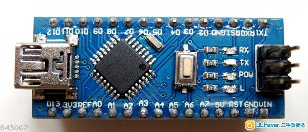 出售arduino nano 迷你版