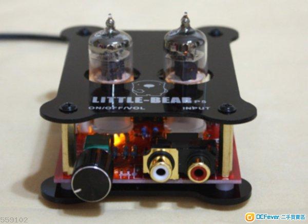 小型6j1胆前级放大器