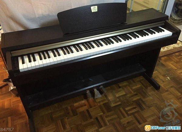 出让yamaha clavinova clp-220 电子钢琴