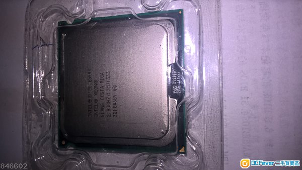 出售 E5440 Q9550 2.83 GHz, 1333 MHz FSB 已改 lga775图片
