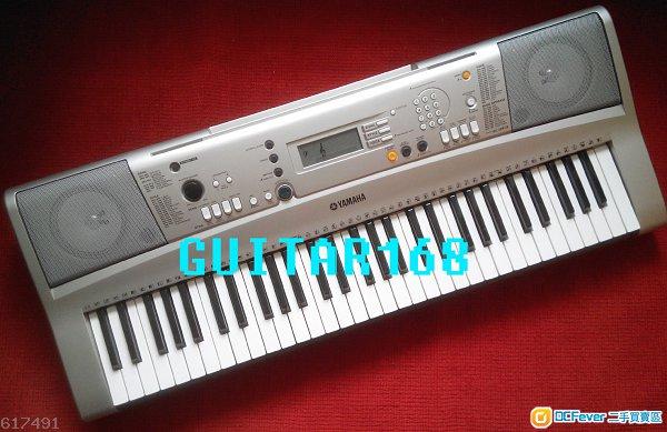 个标准键型电子琴 靓声,大厂牌,操作简易,全正常操作,可用火牛或电池