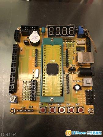 arduino zk duino pcb board