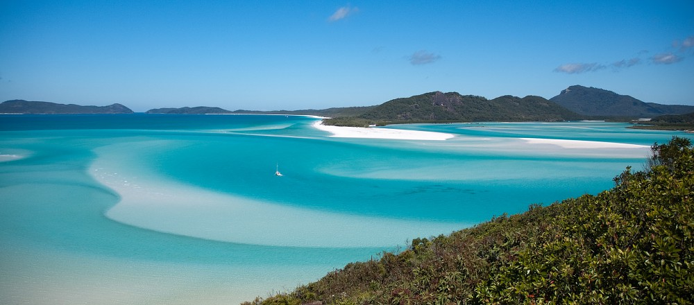 圣灵群岛 whitsunday islands
