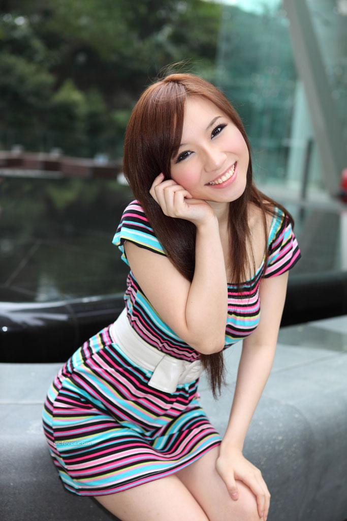 美少女钟惠芝