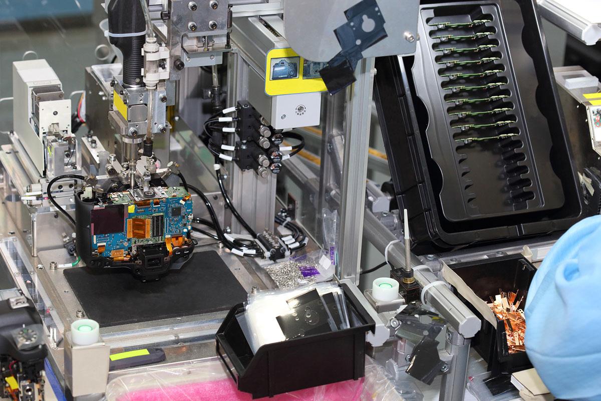 电路板生产亦是厂房项目之一