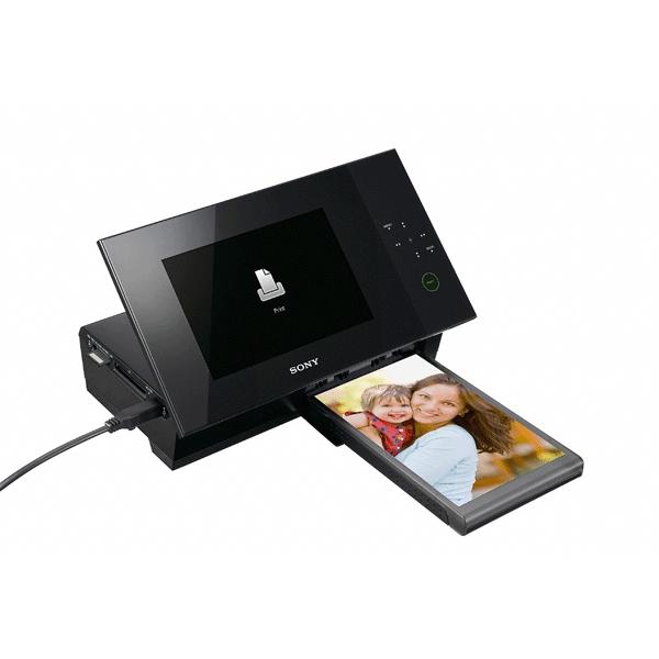 Sony S-Frame DPP-F700 Digital Photo Frame+Printer二合一相架+打印機 ...